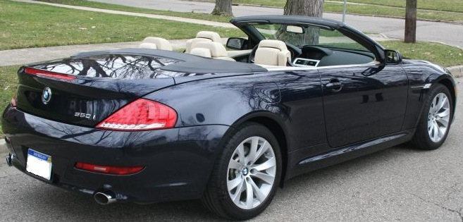 2008 Bmw 650i On Ebay