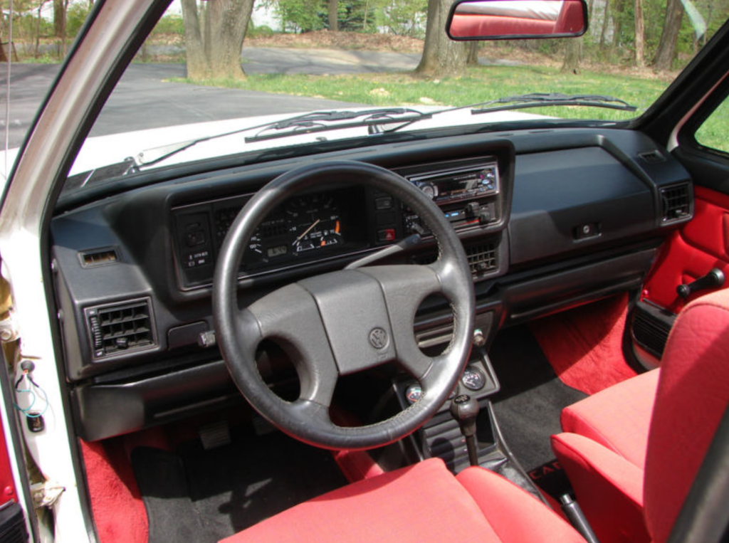 convertible week 1988 volkswagen cabriolet german cars for sale blog. Black Bedroom Furniture Sets. Home Design Ideas