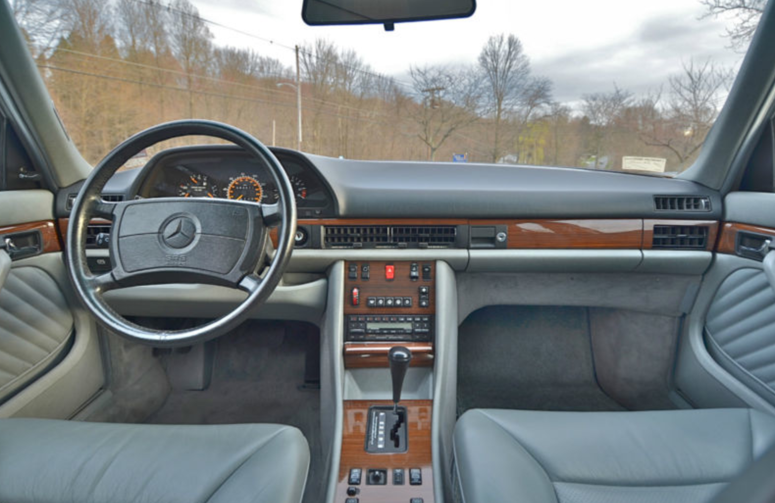 1989 Mercedes Benz 300se German Cars For Sale Blog