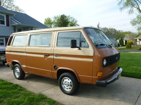 1981 Volkswagen Vanagon Riviera Camper for Sale