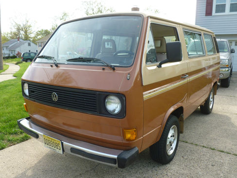 1981 Volkswagen Vanagon - Information and photos - MOMENTcar