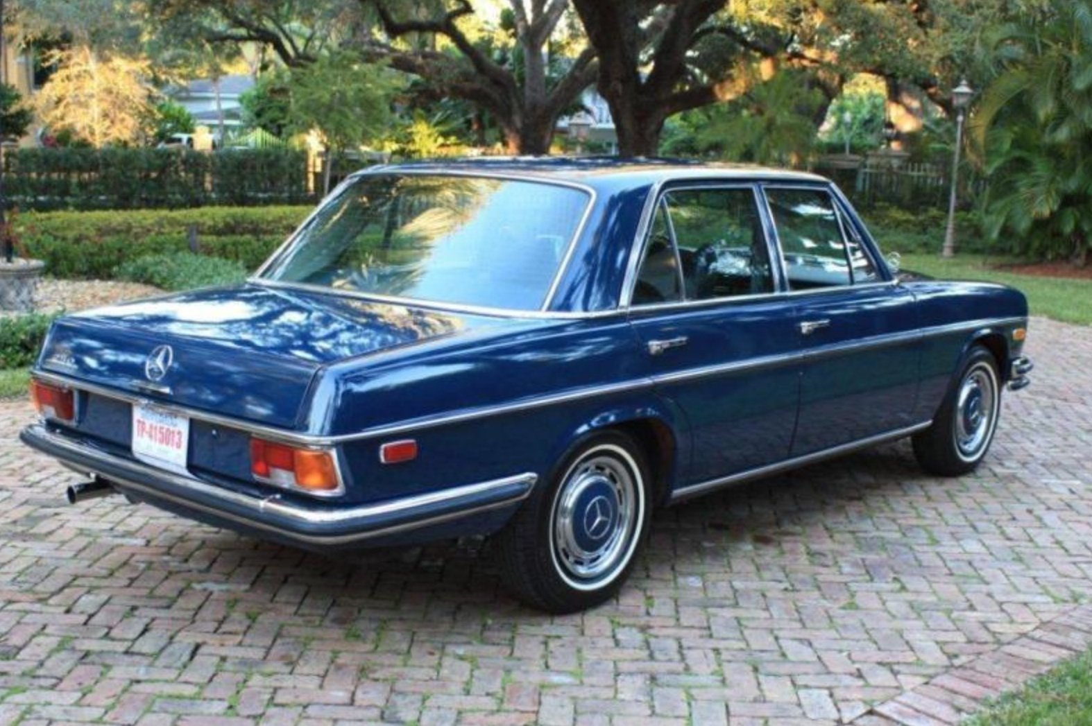 W115 Archives German Cars For Sale Blog Wiring Diagram These Stroke Eights Are A Good Choice Those Seeking Classic Mercedes On Budget You Can Find Ones Out There Much Less Than What Would