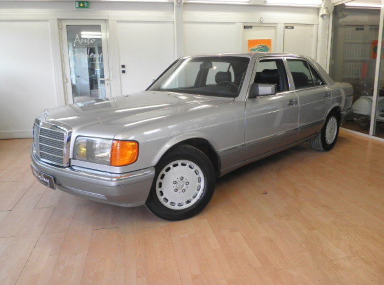 Sonderklasse Archives Page 9 Of 11 German Cars For Sale Blog Mercedes S Cl W126 300sd 1983 Fuse Box Diagram On A Recent Trip To Bmw Dealership I Perused The Lot Which Was Filled With Glut New 3 Series Sedans One Thing Alarming Out About 50