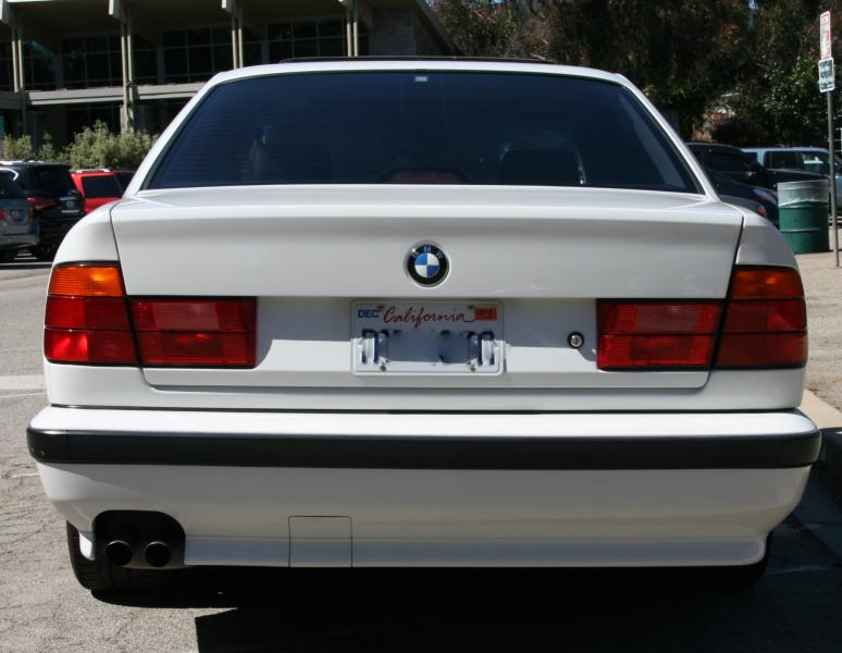 1995 Bmw 540i M Sport Revisit German Cars For Sale Blog
