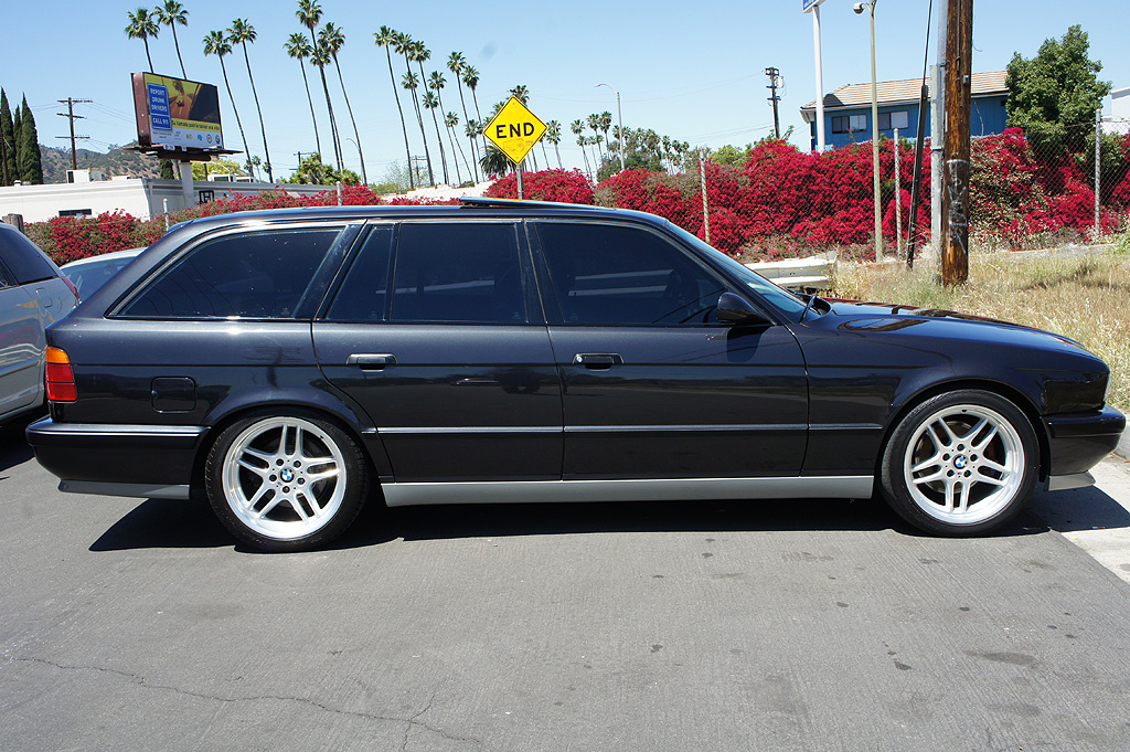 1993 Bmw M5 Touring German Cars For Sale Blog