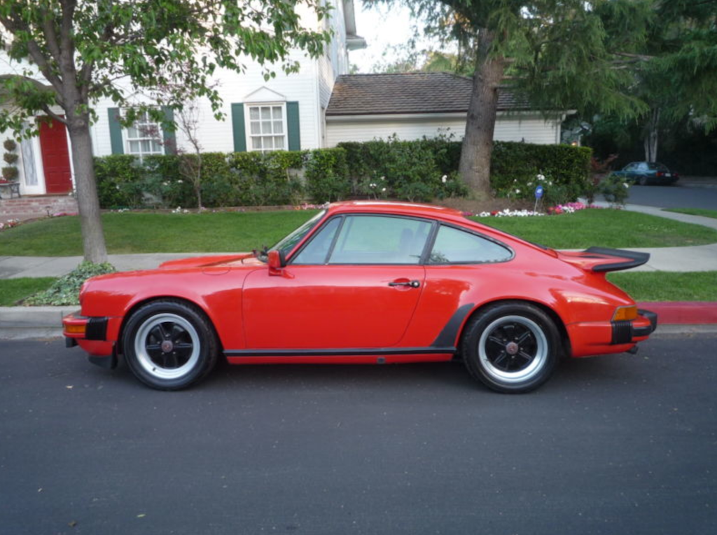 1978 Porsche 911sc German Cars For Sale Blog