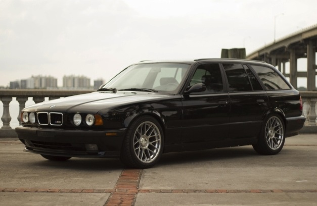 1993 Bmw 525it M5 Touring Clone German Cars For Sale Blog
