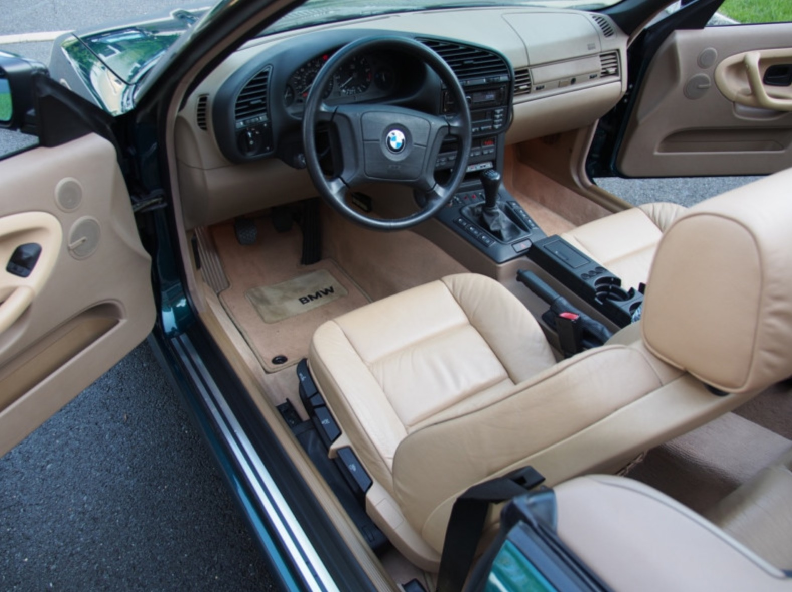 1998 Bmw 323ci German Cars For Sale Blog