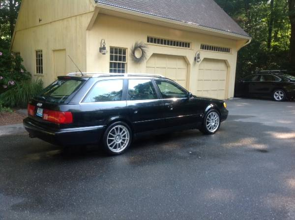 1995 Audi S6 Avant German Cars For Sale Blog