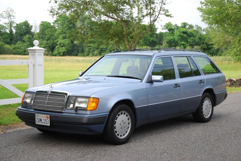 1991 Mercedes Benz 300te German Cars For Sale Blog