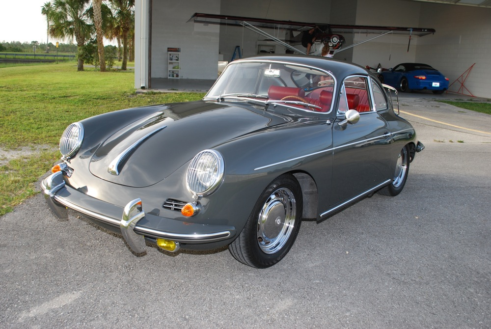 Porsche Boxster For Sale >> 1965 Porsche 356SC Coupe | German Cars For Sale Blog