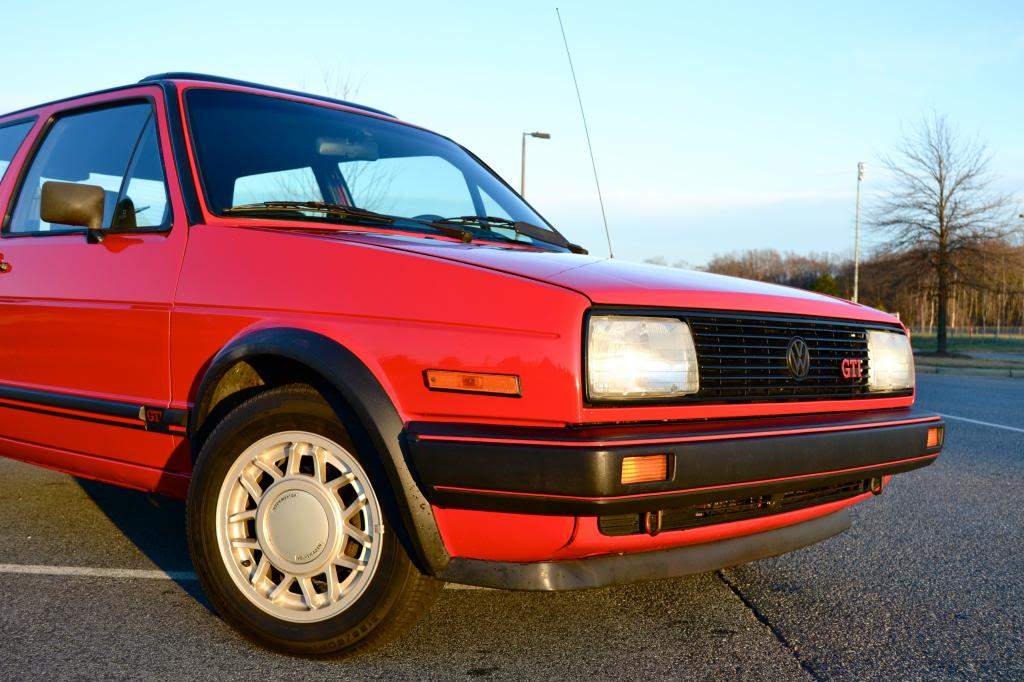1987 Volkswagen Golf Gti German Cars For Sale Blog