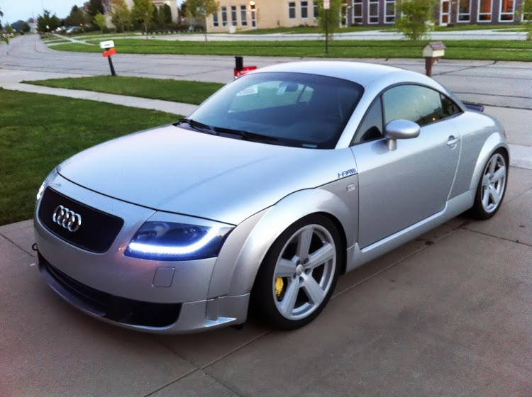 2005 Audi Hpa Tt 550 German Cars For Sale Blog