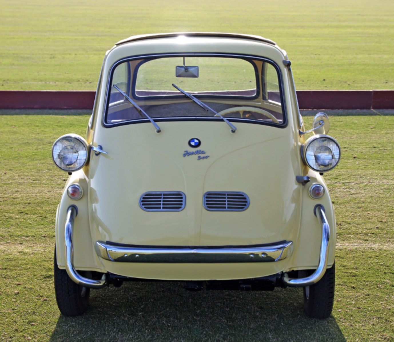 1957 BMW Isetta 300 – German Cars For Sale Blog