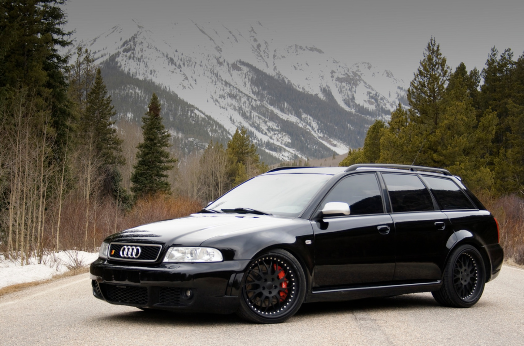 2001 Audi S4 Avant Rs4 Conversion Revisit German Cars For Sale
