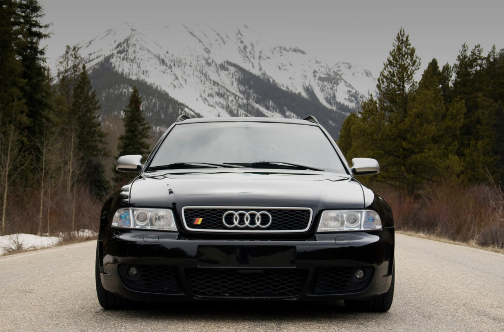 2001 Audi S4 Avant Rs4 Conversion Revisit German
