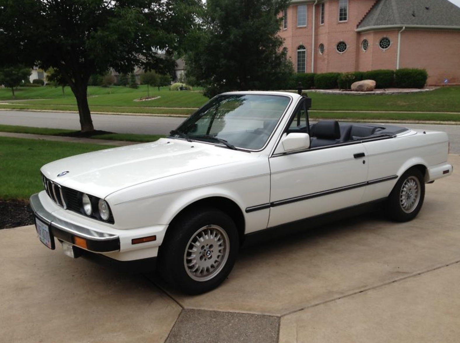 1989 Bmw 325i Convertible German Cars For Sale Blog