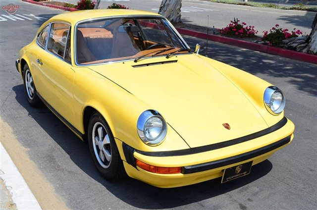 1976 Porsche 912e German Cars For Sale Blog