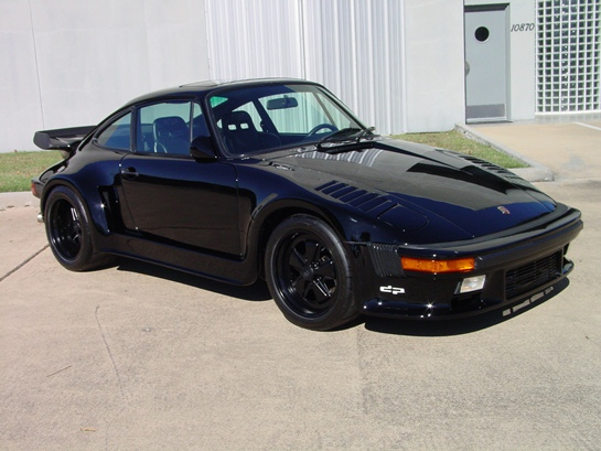 Tuner Tuesday \u2013 1986 Porsche 911 Turbo DP 935 \u2013 German Cars