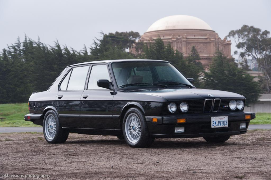 Car For Sale Near Me >> 1988 BMW M5 | German Cars For Sale Blog