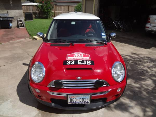 Click For Details 2004 Mini Cooper S Mc40 On Ebay
