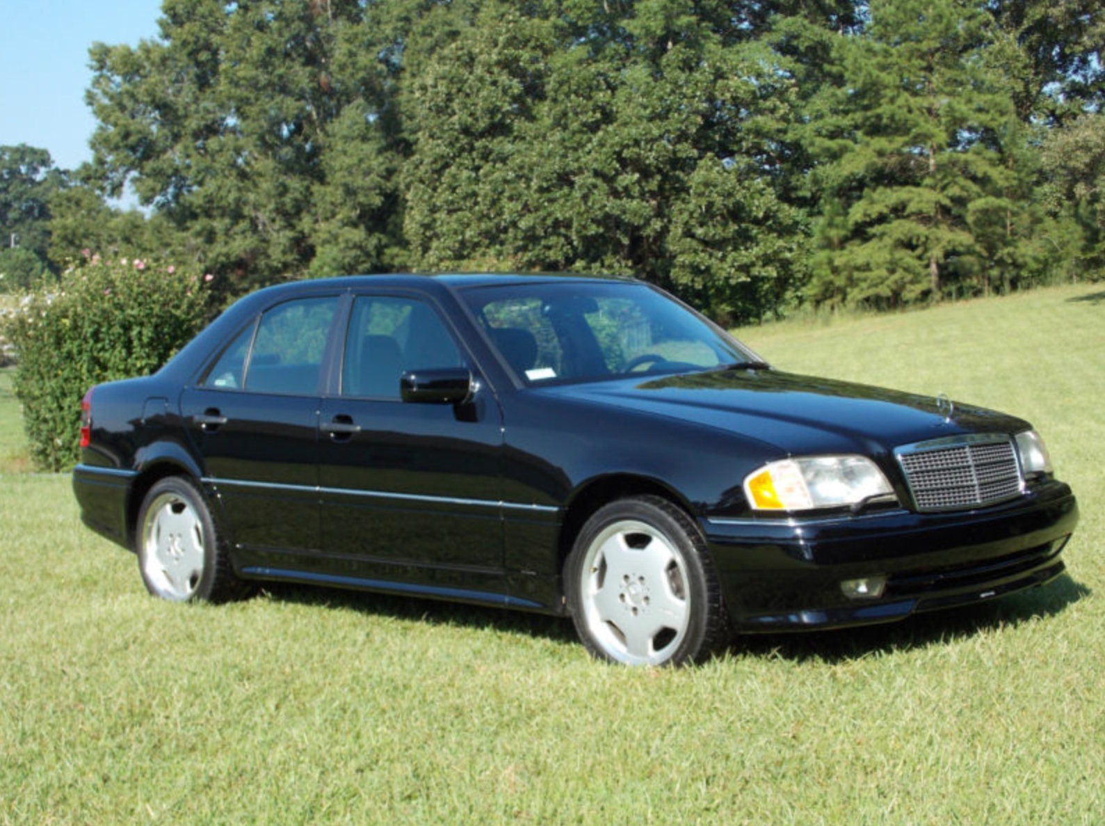 CLICK FOR DETAILS: 1996 Mercedes-Benz C36 AMG on eBay