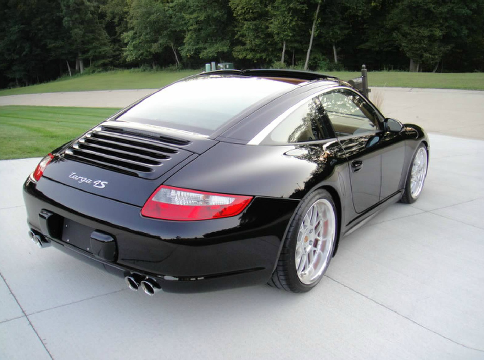2007 Porsche 911 Targa 4s German Cars For Sale Blog