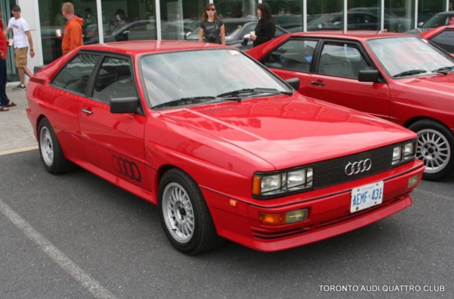 1984 Audi Quattro For Sale Canada