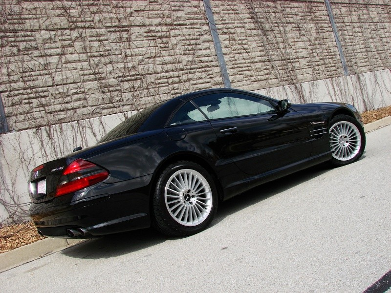 Used Audi Cars For Sale >> 2005 Mercedes-Benz SL55 AMG – German Cars For Sale Blog