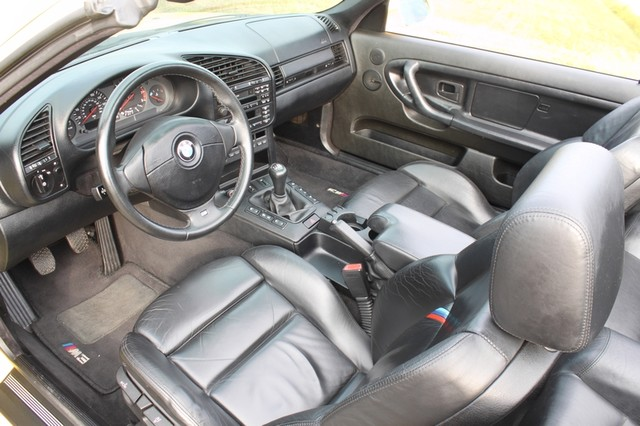 1998 BMW M3 Convertible | German Cars For Sale Blog