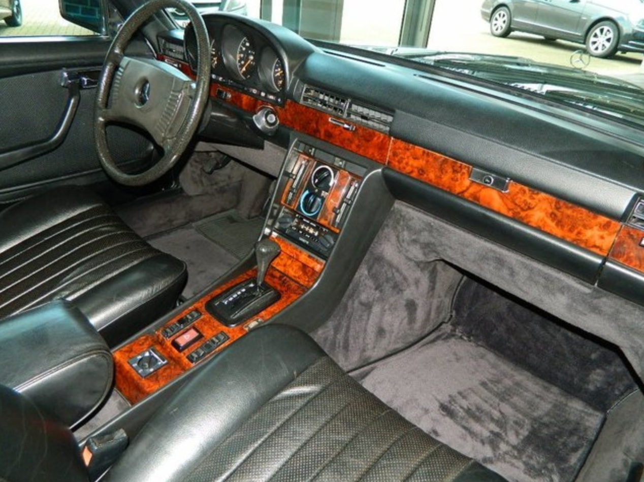 S Class Archives Page 15 Of 19 German Cars For Sale Blog Fuse Box Diagram Mercedes W108 V8 Week 1979 Benz 450sel 69