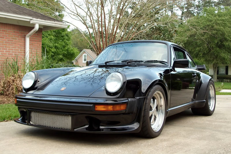 1986 Porsche 911 Turbo \u2013 German Cars For Sale Blog