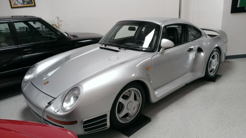 Porsche 959 For Sale >> 1987 Porsche 959 German Cars For Sale Blog