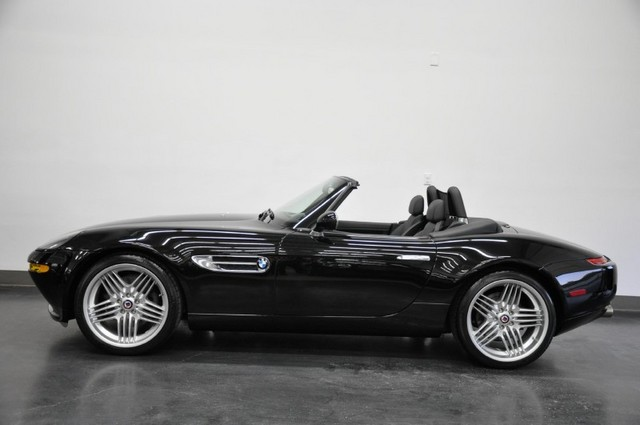 V8 Week Tuner Tuesday 2003 Bmw Alpina V8 Roadster