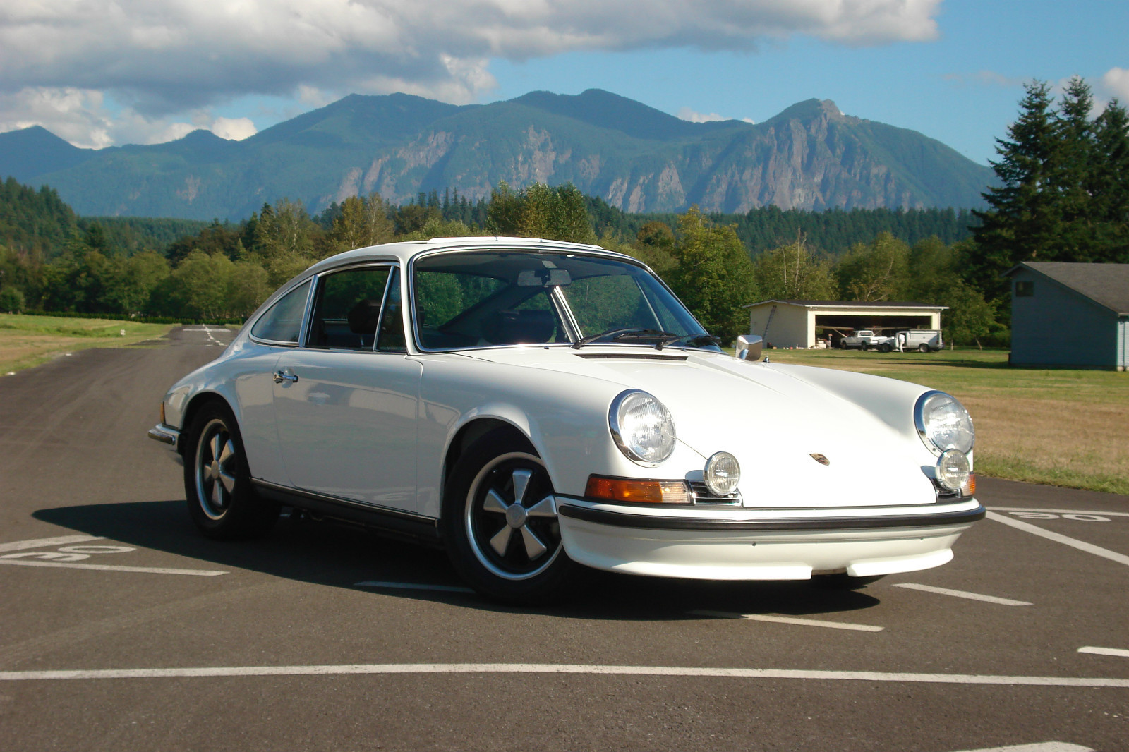 1973 Porsche 911s German Cars For Sale Blog
