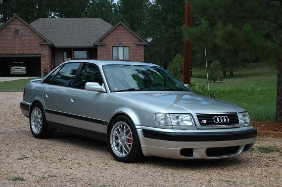 1992 Audi S4 German Cars For Sale Blog