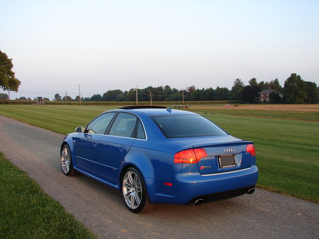 RS4 – Page 4 – German Cars For Sale Blog