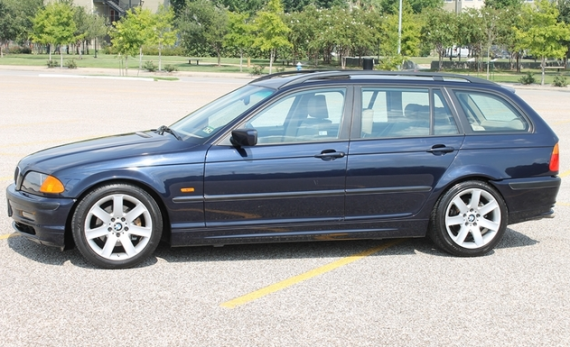 2000 BMW 323i Touring – German Cars For Sale Blog