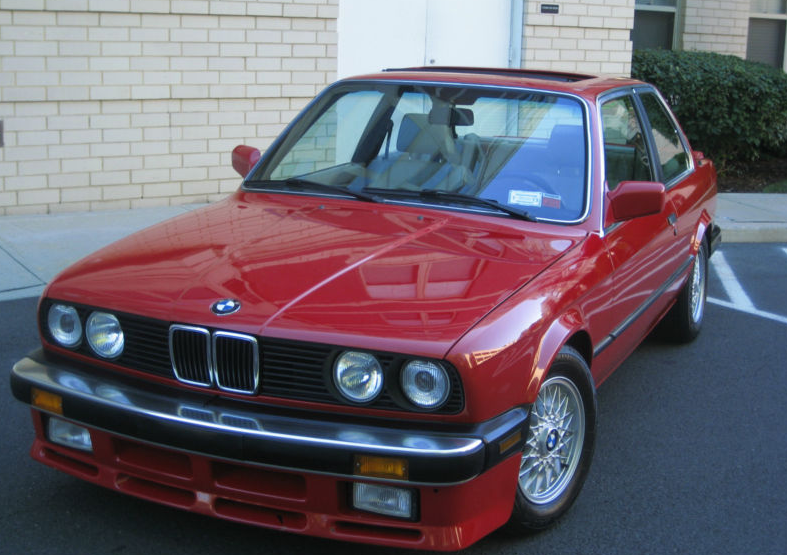 3xe30 3 Of 3 1987 Bmw 325is German Cars For Sale Blog