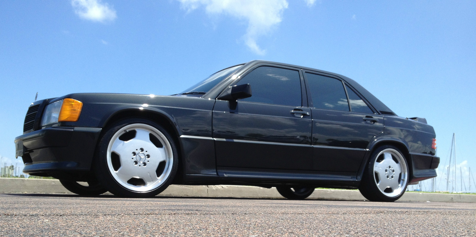 1987 Mercedes Benz 190e Renntech German Cars For Sale Blog