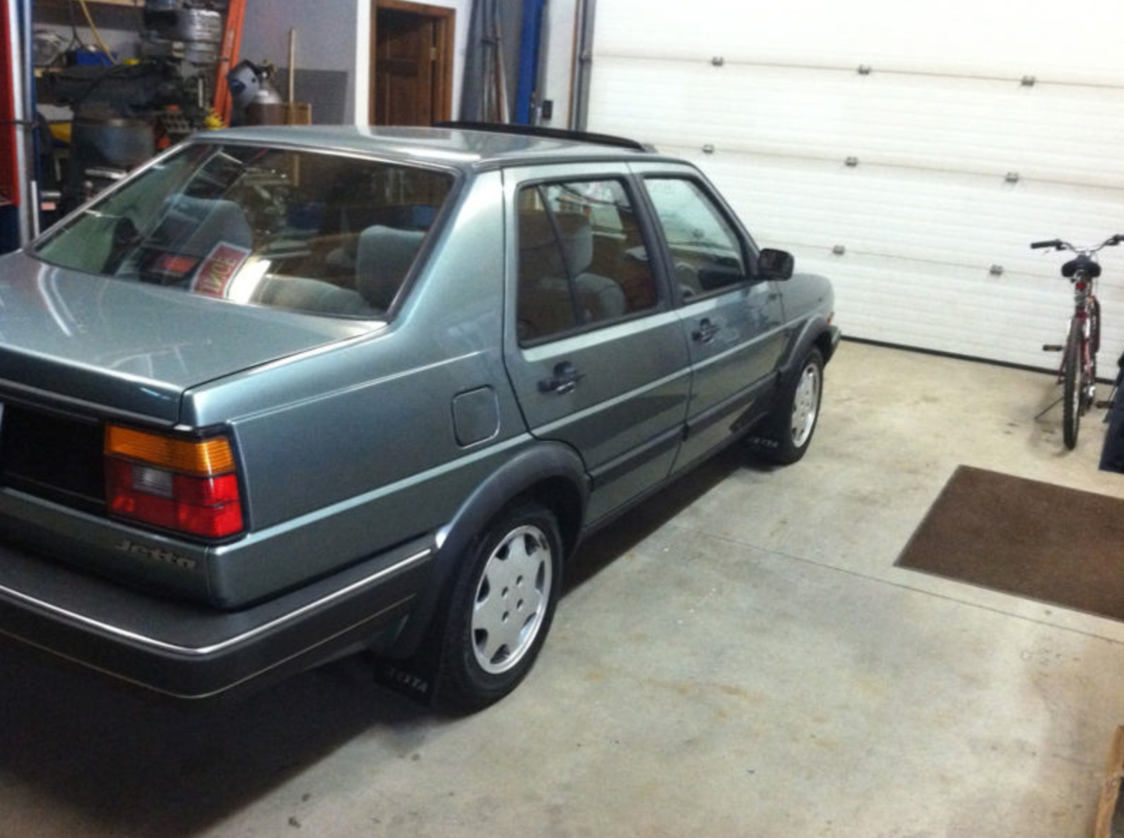 1989 Volkswagen Jetta Carat With 34k Miles German Cars