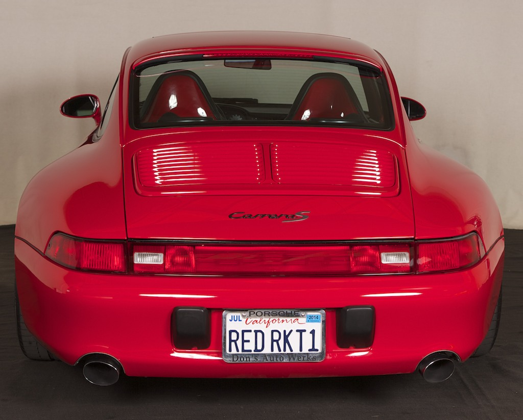 1997 Porsche 993 C2S – German Cars For Sale Blog