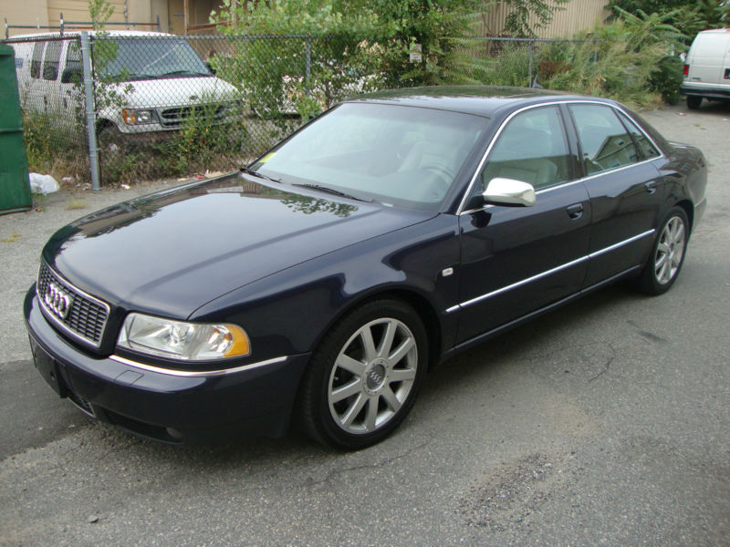 V8 Week 2003 Audi S8 German Cars For Sale Blog