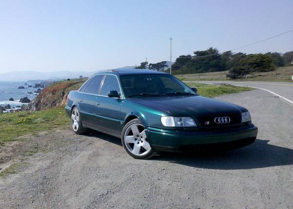 Double Take High Miles Low Prices Dos Audi S6 Quattros German Cars For Sale Blog