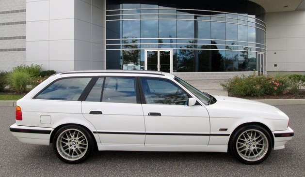 E39 M5 Wagon For Sale >> 1995 BMW 525iT | German Cars For Sale Blog