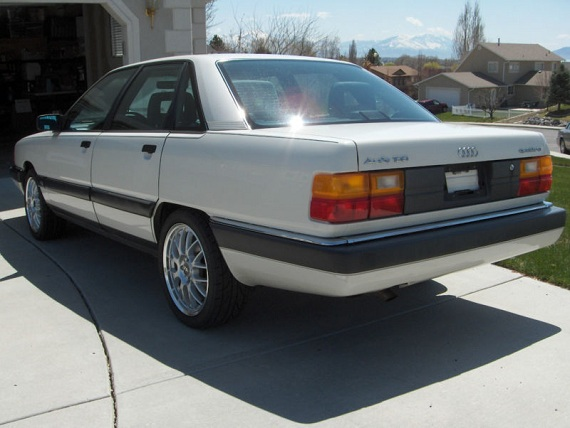 Audi 100 Quattro Turbo For Sale