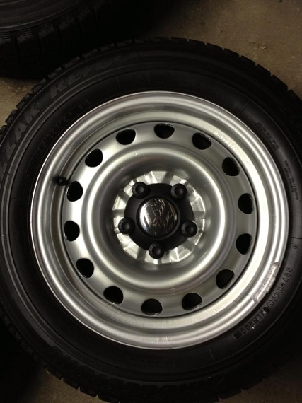 Wednesday Wheels: Volkswagen Steel Wheel Refinishing 101 ...