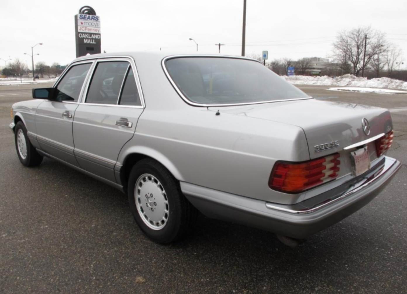 S Class Archives Page 15 Of 19 German Cars For Sale Blog Mercedes Cl W126 300sd 1983 Fuse Box Diagram A Very Nice Benz 300 4 Door Sedan This Is One Family Owned Vehicle And In Exceptional Condition With Only 88488 Actual Miles On It
