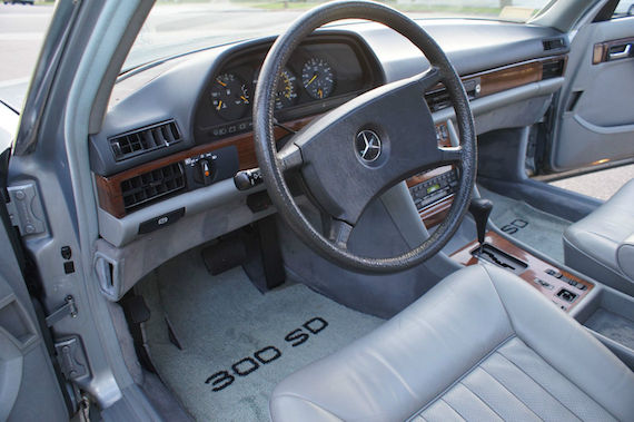 1983 Mercedes Benz 300sd German Cars For Sale Blog