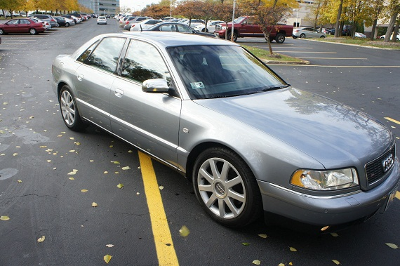 2003 Audi S8 German Cars For Sale Blog